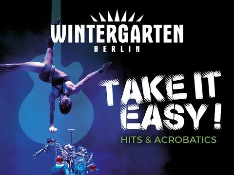 Wintergartenbau Berlin take it easy trailer