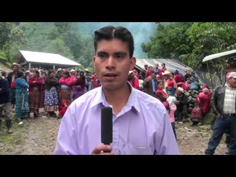 Rehabilitación de sistema de agua potable, Tajumulco, San Marcos