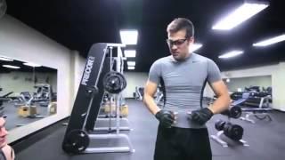 видео Перчатки для тренажерного зала