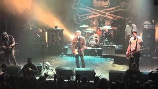 The Gaslight Anthem - Wooderson (London, 2012)