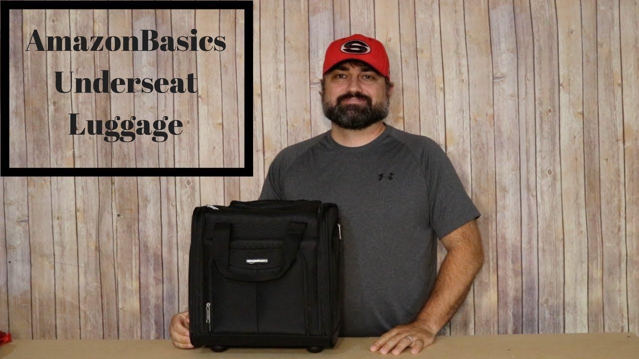 Basics Underseat Luggage