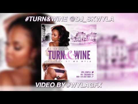 2015 BASHMENT MIX TURN & WINE VOL 1 - WYLAGFX