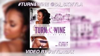2015 BASHMENT MIX TURN & WINE VOL 1 - WYLAGFX