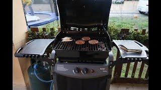 Comportamento cottura cibi su barbecue Sochef Saporillo - un 'assaggio' della preparazione.....