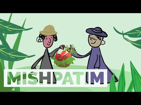 Parshat Mishpatim: What The Bible Says About Money Lending