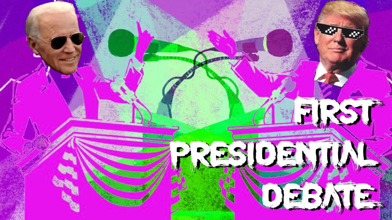 First Presidential Debate - September 29 2020