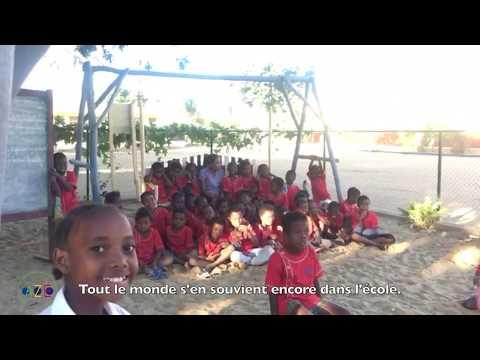 Spectacle : La leçon de Chant  | Association Azé, Tuléar, Madagascar