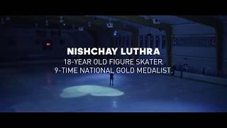 Adidas Uprising Nishchay Luthra #FanTheFire