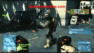 battlefield 3 bf3 boosting nemesis boosting 8 million exp lobby hd fastest way to rank up