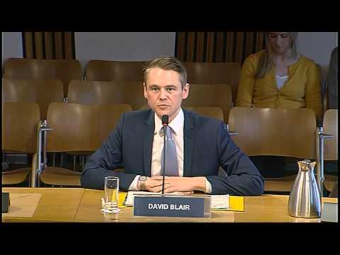 Education and Culture Committee - Scottish Parliament: 12th August 2014