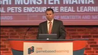Game Based Learning 2009 - Derek Robertson, Learning & Teaching Scotland