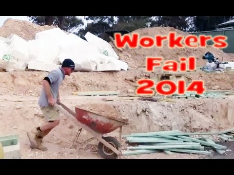 Ultimate Workers Fail Compilation 2014 || BFVmedia
