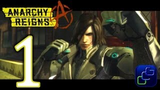 Anarchy Reigns Walkthrough - Gameplay Part 1 - White Side S1 - Free Mission 01: Urban Pacification