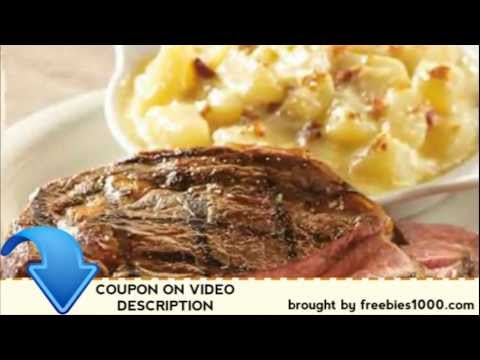 Coupons For Lone Star Steakhouse Restaurant