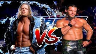 WWE SYM Triple H vs Chris Jericho