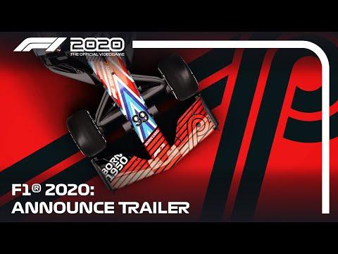F1® 2020   Announce Trailer [UK]