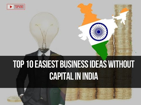 Top 10 Easiest Business Ideas Without Capital in India | Profitable Small Business Ideas