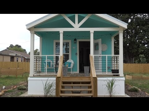 Springfield Tiny Homes Ending Homelessness Using Abandoned Mobile Home Parks