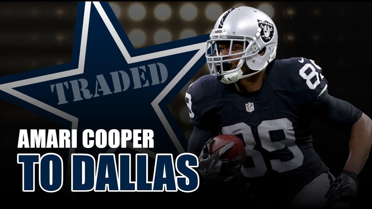 size 40 14c32 d6b29 Amari Cooper traded to the Dallas Cowboys   PFF