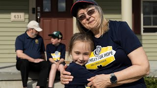 100 Miles for Hope means more than family fun
