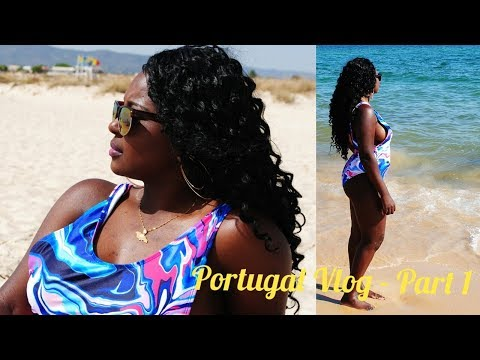 Portugal Vlog | Part 1 | Learning To Relax Again | YourGirlSudanny ♥