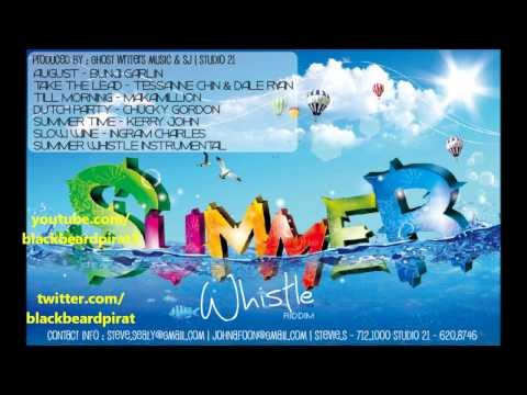 Summer Whistle Riddim - Kerry John - Summer Time - July 2012 - Ghost Writers / SJ / Studio 21
