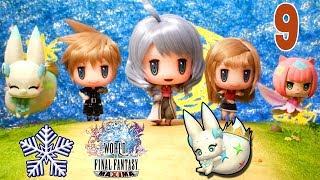 World of Final Fantasy Part 9