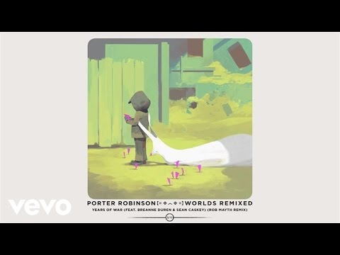 Porter Robinson Divinity Odesza Remix Audio Ft Amy