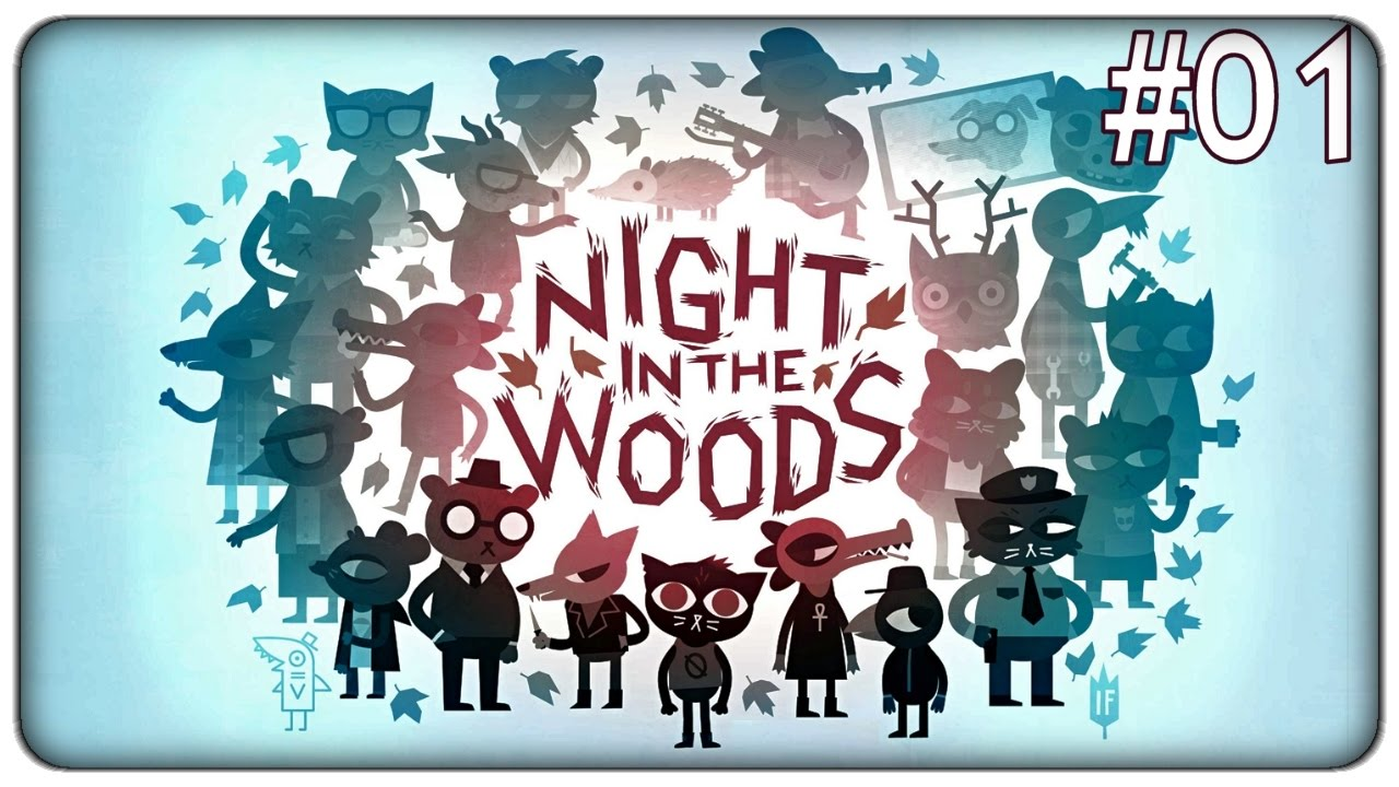 Bentornata A Casa Night In The Woods Ep 01 Ita Youtube
