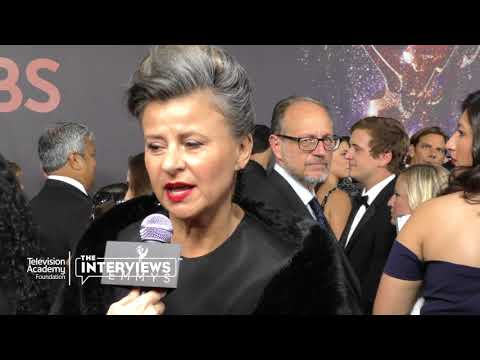 Emmy nominee Tracey Ullman on her comedic influences - 2017 Primetime Emmys