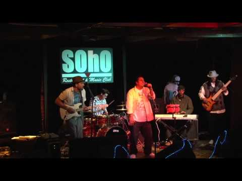 Live Music Santa Barbara with Soul Spaceship at Soho Santa Barbara