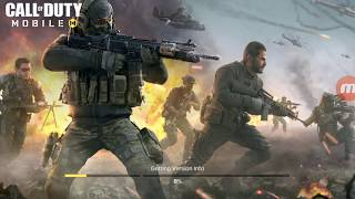 Call Of Duty Mobile Huawei Mate 10 [ultra settings]