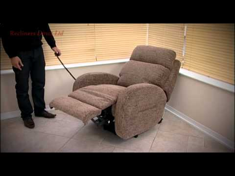 Single Motor Riser Recliner Assembly Instructions