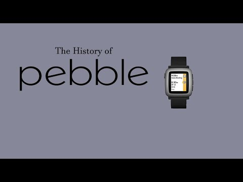 The Rise And Fall And Rise Again Of Pebble - History Of Pebble