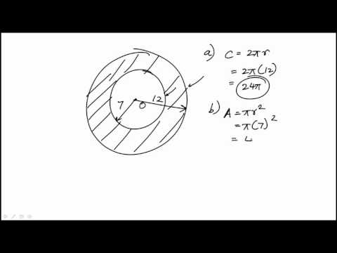 Geometry Problem 13 REVISED GRE MATH REVIEW OFFICIAL GUIDE