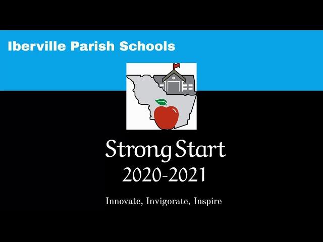 Iberville Parish Strong Start