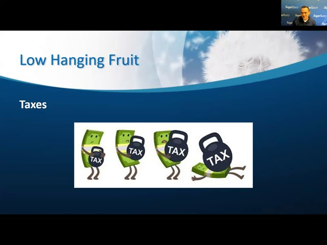 Compounding Interest & Low Hanging Fruit