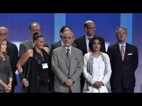 Partnering For Global Prosperity – Opening Discussion – CGI 2016 Annual Meeting