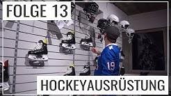 Folge #13 | Eishockey-Ausrüstung | zu Gast bei Central Hockey Crefeld | Hockey Marshals