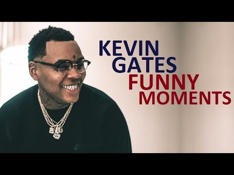 Kevin Gates FUNNY MOMENTS (BEST...