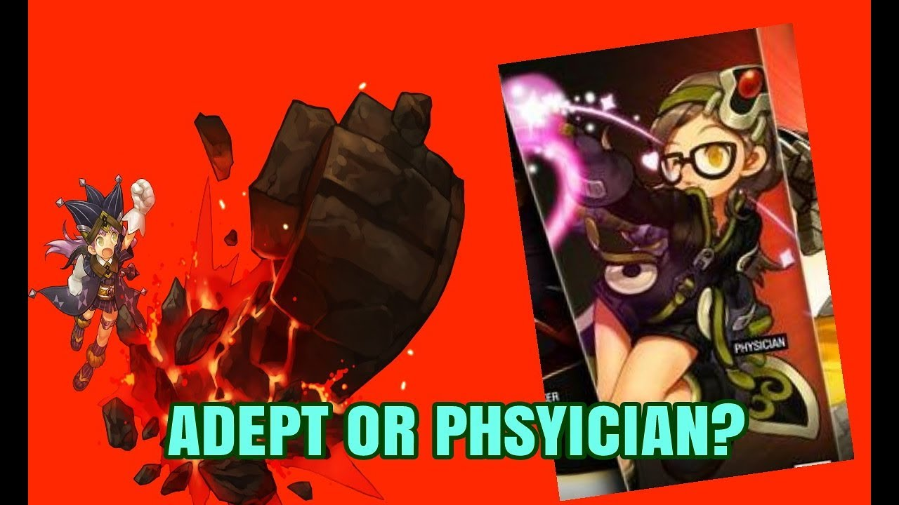 Adept or Physician?Tested on Arena Ladder Rating 2350 - Dragon Nest M SEA
