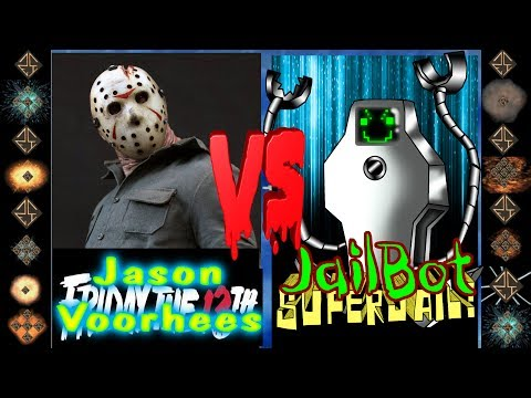 Download Jason Voorheese Friday The 13th Vs Rick Taylor