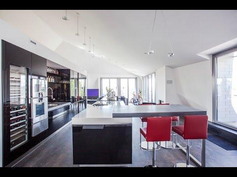 VON POLL IMMOBILIEN FRANKFURT: Immobilienvideo - Citynahes Wohnen in Großstadtarchitektur