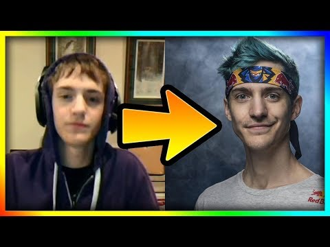 NINJA ★ From 1 to 27 Years Old (Tyler Blevins)