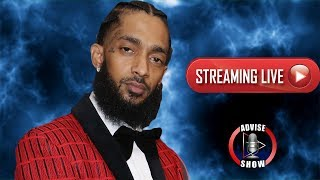 Nipsey Hussle & The Proverbial Elephant In Our Community | LIVE