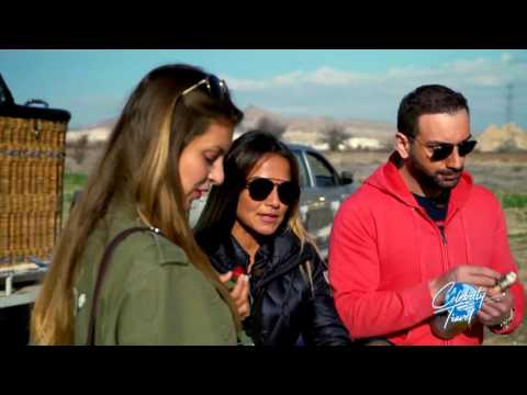 Celebrity Travel - Cappadocia  S01E02  03/05/2017