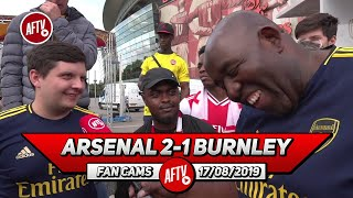 Arsenal 2-1 Burnley | Can We Beat Liverpool? (Robbie Asks Fans)