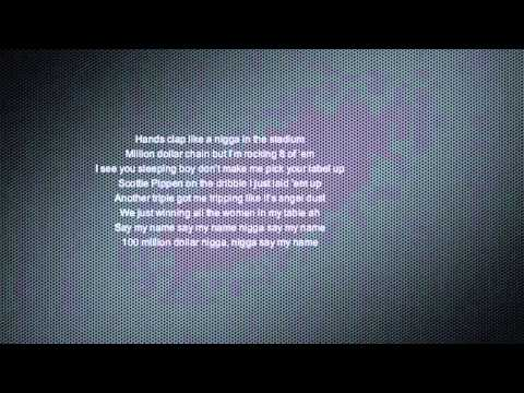 Dope - Tyga Ft. Rick Ross (LYRICS)