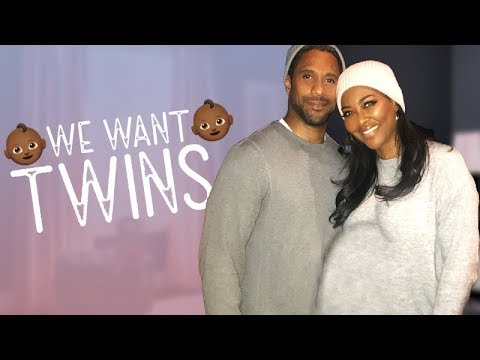kenya moore pregnant with twins ������������ youtube