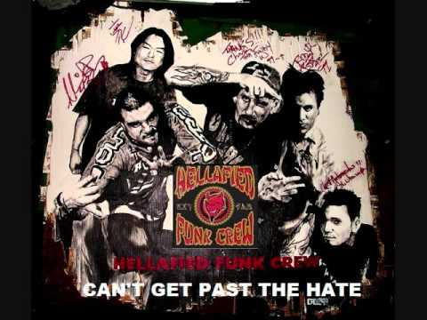Hellafied Funk Crew - Can't Get Past The Hate